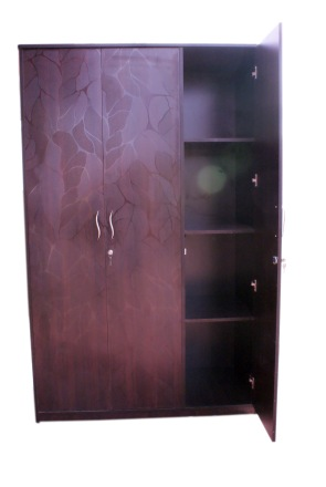 UE Furnish - 3 Door Wardrobe - View 1