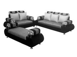 Divider Sofa Set