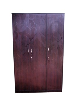 UE Furnish - 3 Door Wardrobe - View 2