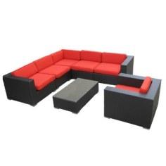 Corner + Single Seat Flat Handle