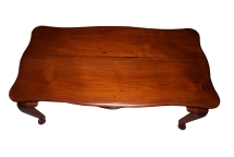 UE Furnish - Teak Wood Center Table - View 1